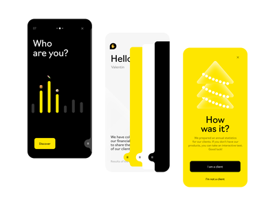 Client Spending Stats bank interaction mobile clean finance branding adaptive design interface ux ui