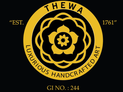 Thewa Art Logo team vethics sketch illustration design logo art royal thewaart