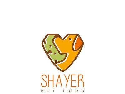 """SHAYER"" illustration typography logo design graphic design branding"
