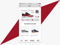 #dailyui #012 E-Commerce