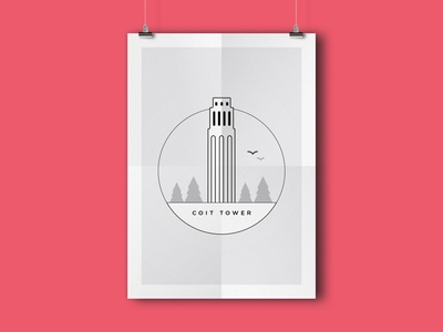 Coit Tower ca sf california san francisco tower coit