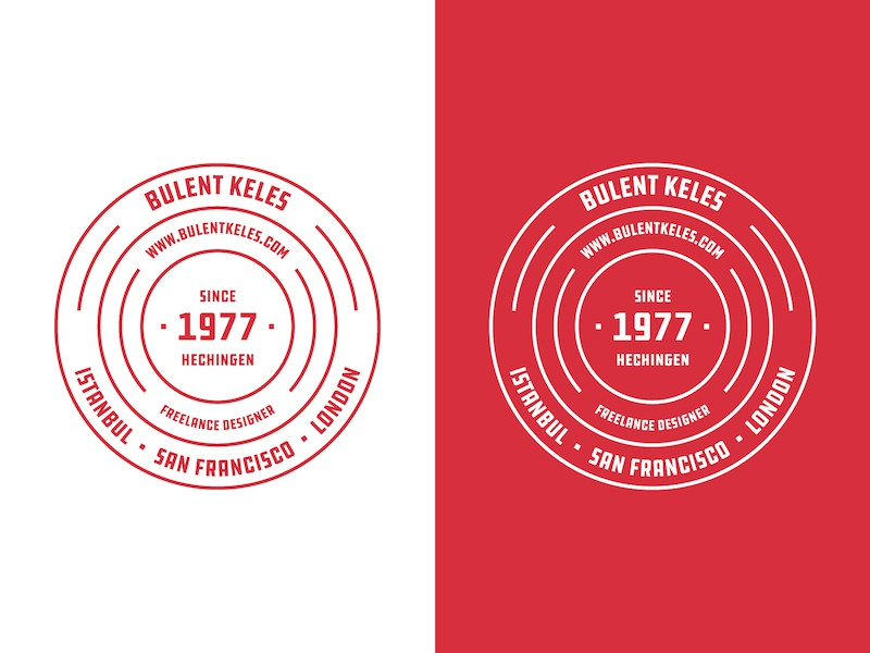 Freelancer Badge london san francisco istanbul design badge freelance