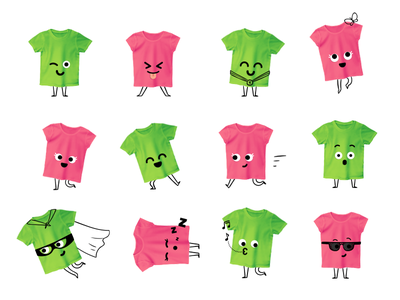 Whoa dude! characters branding illustration character design