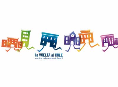 La Vuelta al Cole - Branding branding logo character sketch illustrator illustration