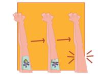 Sense-Balm + Epi-Patch:  User Scenarios - Step 4