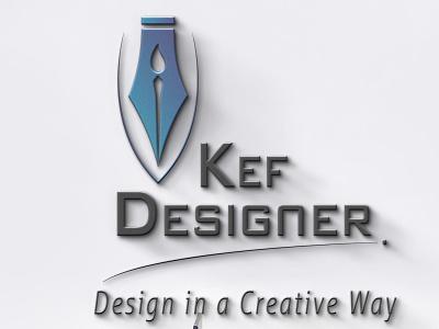 logo graphic design illustration branding 3d logo