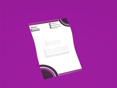 letter head letter head design stationery branding graphic design