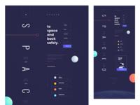 Spaced - homepage