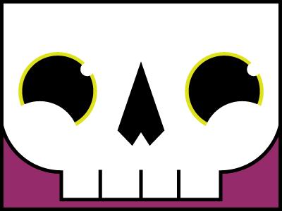 Day 30 Skull vector 31daysofskulls skull