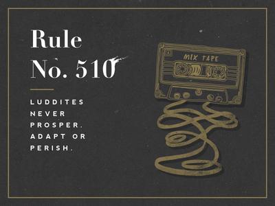 Rule No. 510