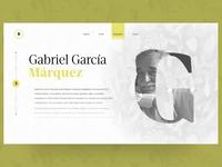 Gabo Web Biography