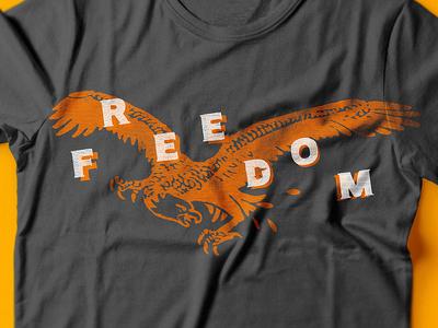 Promo Design for Lance Font  american eagle lettering typography type font design font