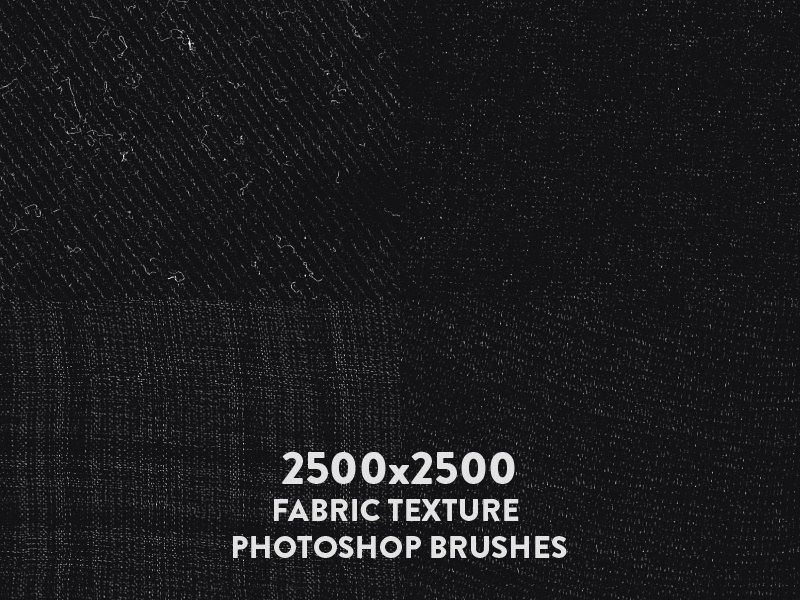 High Res Fabric Textures Photoshop Brush Set photoshop brushes photoshop brush set free download download brush brushes download brush download high res