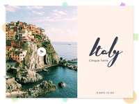 Daily Design 008 - Italy
