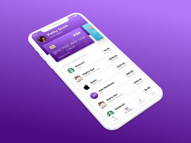 Bank App nick blanche creative new zealand ui daily ui daily design dailyui nick blanche nickblanche nickblanchecreative design