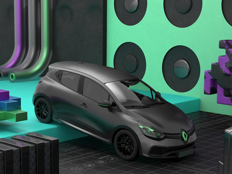 Renault Clio #3