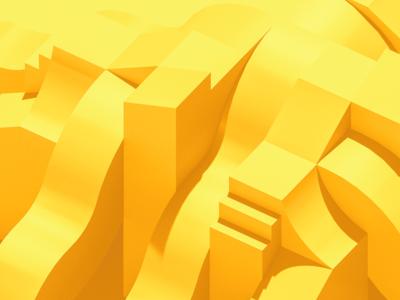 RAMPA illustration cinema 3d render geometry geometrical design abstract cinema4d c4d