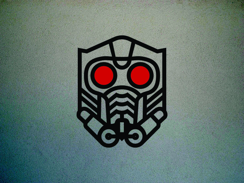 3826263b4 Star Lord Icon. by Cooper Blaske. Save; Like. Star Lord Icon guardians of the  galaxy ...