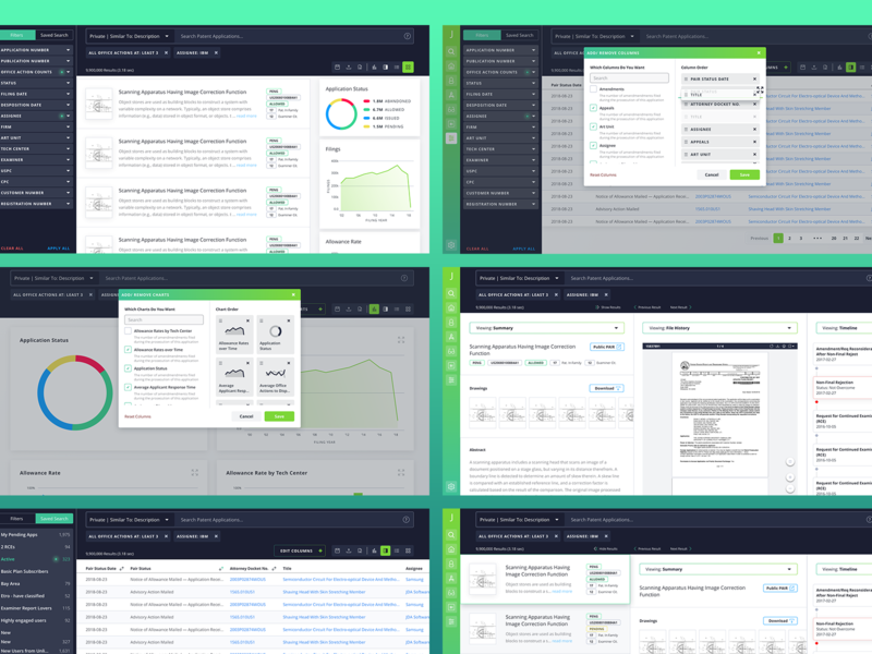 File Management Application by Kyle Chaplin on Dribbble