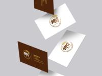 Cartões de visita -MG Distribuidora.