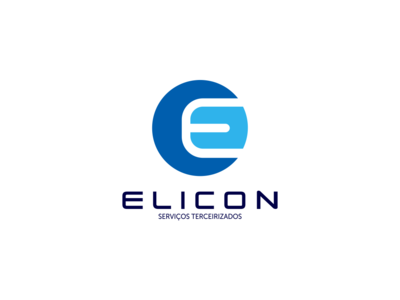 Logotipo desenvolvido para Elicon - São Luiz/MA.