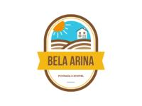 Logotipo desenvolvido para Bela Arina Pousada e Hotel - SP.