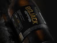 Rótulo da cerveja Bojack Beer - Campinas SP