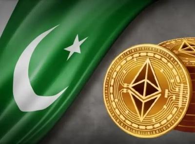 Best Ethereum To PKR Converter Platform In Pakistan branding
