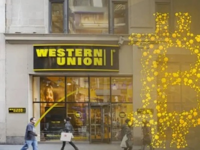 Online Easily Exchange Bitcoin To Western Union graphic design motion graphics branding logo