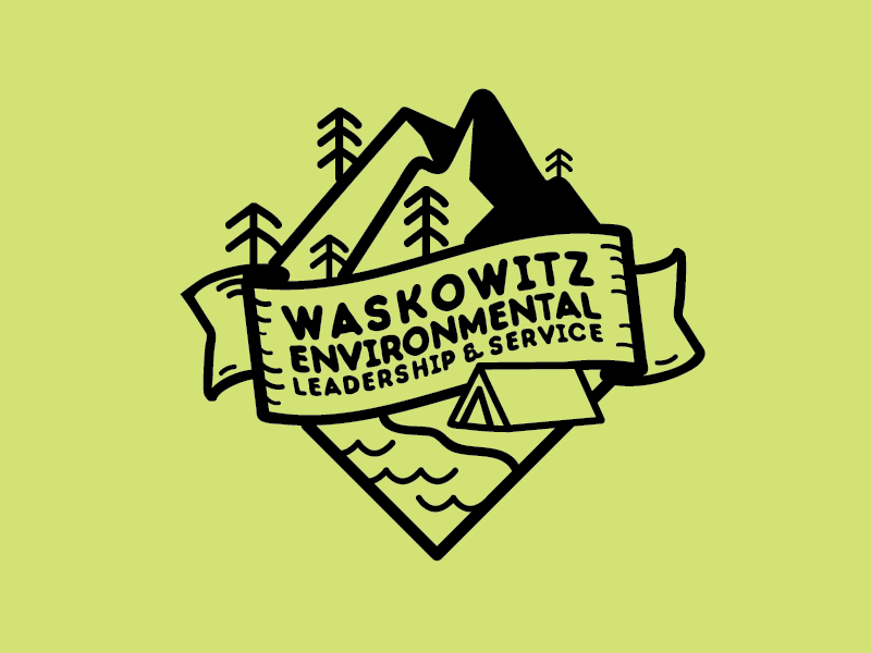 Logo for WELS illustrator outdoor school logo
