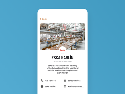 iOS App - Spaceflow layout clean minimal app ios ui