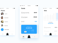 Personal Banking - Adobe XD Challenge