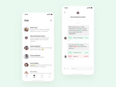 Commonstock - Messaging