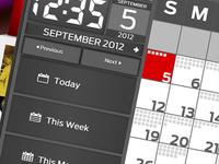 Mixxture Event Calendar
