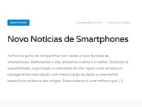 Article Blog - Notícias de Smartphones