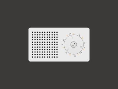 The Braun Transistor Radio