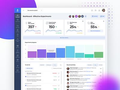EE - App V3 dashboard design ux user interface ui user experience app