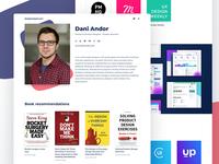designsnippet.com - Redesign