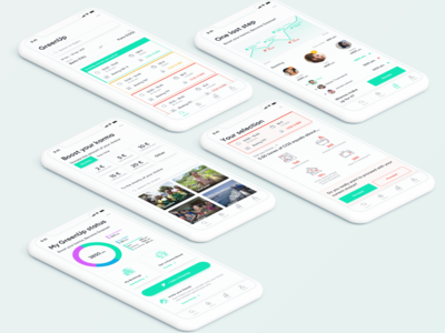 Travel app concept 02