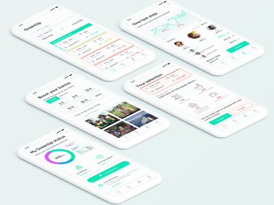 Travel app concept 02 mobile app design mobile app user experience user interface ux design ui