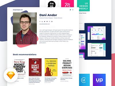 DesignSnippet - Giveaway giveaway freebie web design user experience website user interface design ux ui