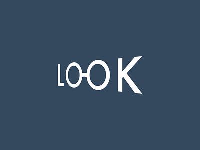 Look eye glasses metro style windows optical minimalistic minimal logo