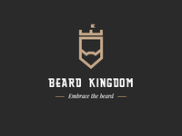 Beard Kingdom Logo