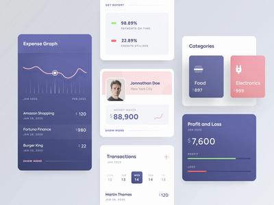 Personal Finance UI