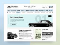 Retro Car News