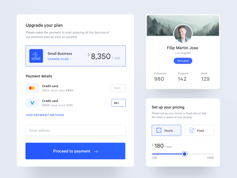 Freelance Projects Dashboard