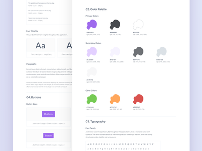 Aceinvoice style guide forms invoices track time aceinvoice grid layout buttons colors styleguide minimal bigbinary web development animation typography web app ux design ui