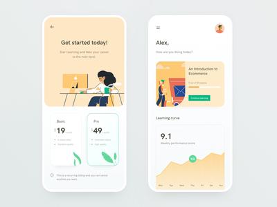 Learning Platform Exploration