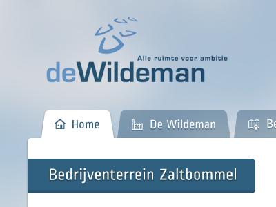 Shot lookandfeel wildeman
