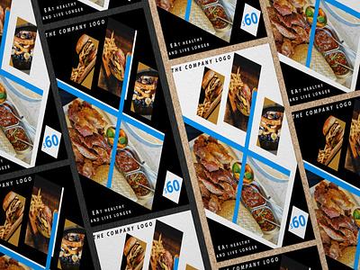 food flyer designer, social ads , brochure flyer food magazine restaurant flyer social media post tri-fold fold brochure bi-fold food brochure food brochure pizza flyer food flyer print design ui flyer brochure brand style guide design business graphic design branding